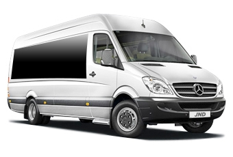 Passenger van rental lithuania klaipeda mercedes benz for Mercedes benz sprinter rental price