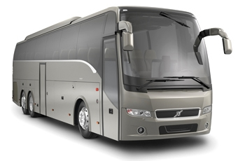 Bus Rental In Klaipeda Lithuania Coach Hire Volvo